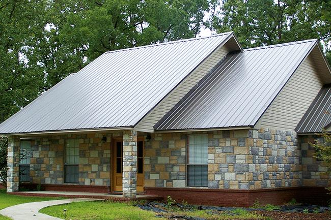 overland park metal roofing